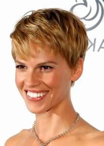 Coupe De Cheveux Pour Visage Rond Femme 50 Ans : impressionnant coupe cheveu court femme modele coupe de ~ Melissatoandfro.com Idées de Décoration