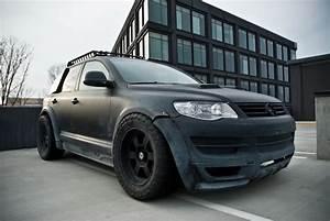Custom VW Tiguan (a La Repo Men) | Tiguan | Pinterest