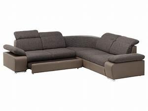 canape d39angle symetrique tissu simili 2 coloris rabelais With tapis de marche avec grand canapé d angle simili cuir