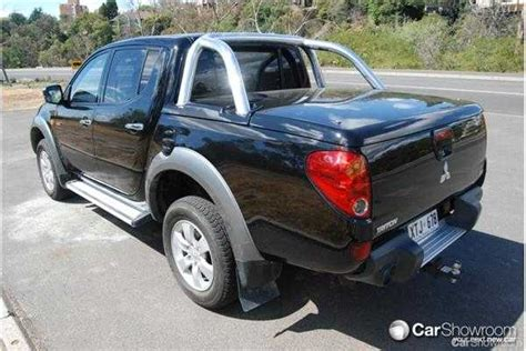 Best Mitsubishi Dealer by Review 2009 Mitsubishi Triton Car Review