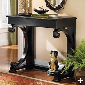Corina console table decorative accent tables for Kitchen colors with white cabinets with grandin road outdoor wall art