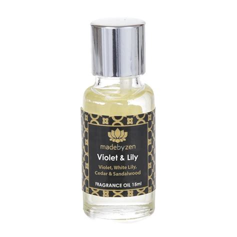 Signature Collection 15ml Violet Lily Luxury Fragrance