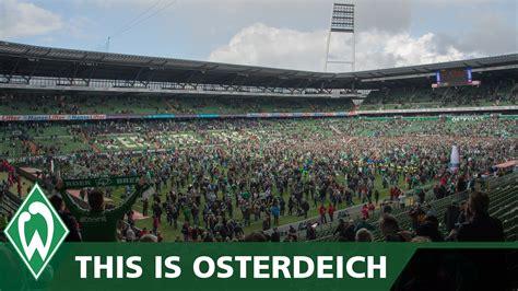 THIS IS OSTERDEICH  THIS IS ERSTKLASSIG!!!  SV Werder