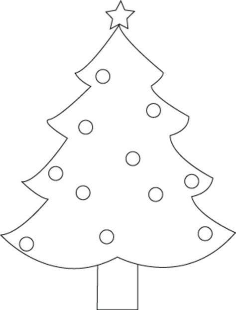 arbol navidad dibujo de navidad para imprimir