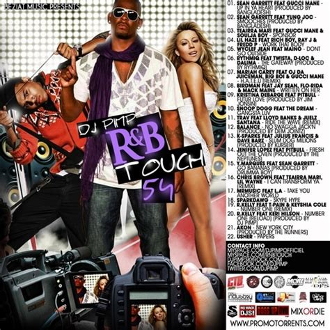 Various Artists  Rnb Touch 54 Hosted By Dj Pimp Mixtape