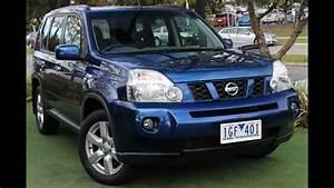 Nissan X Trail 4x4 : b5208 2008 nissan x trail ts t31 auto 4x4 review youtube ~ Medecine-chirurgie-esthetiques.com Avis de Voitures