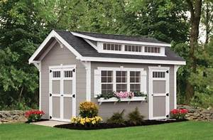 the weaver barns craftsman shed the ultimate backyard With backyard buildings reviews