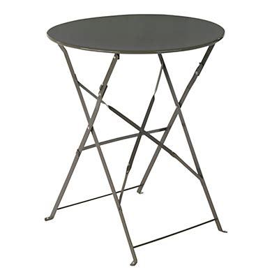 table de cuisine ronde pas cher mobilier exterieur alinea