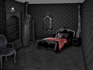 Gothic Room Wallpaper - WallpaperSafari