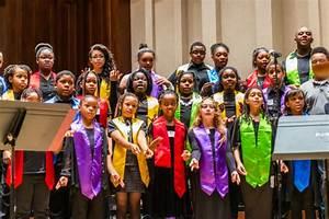 Detroit Children's Choir brings together diverse voices ...