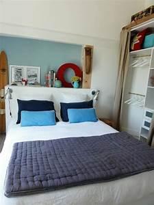 deco petite chambre en 55 idees originales With amenagement chambre a coucher