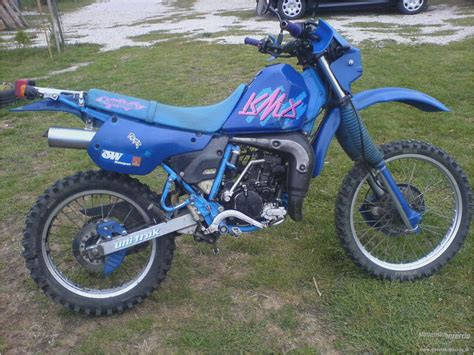 Modified Kmx 125  Motorcycles Catalog With Specifications