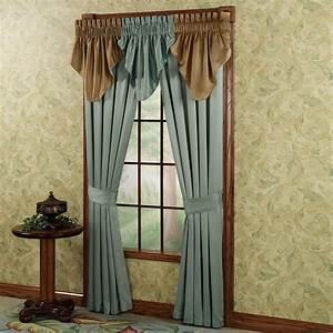 New home designs latest home curtain designs ideas for Simple curtain designs home