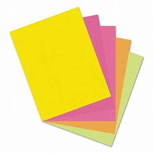 array card stock 65 lb letter assorted hyper colors With large cardstock letters