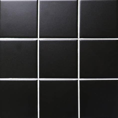 black matte porcelain tile  slip tile washroom shower