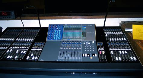 roll top desk for sound mixing boards digital mixing console wikipedia