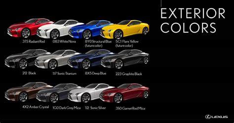 2018 lexus lc 500 lc 500h preview ken shaw lexus