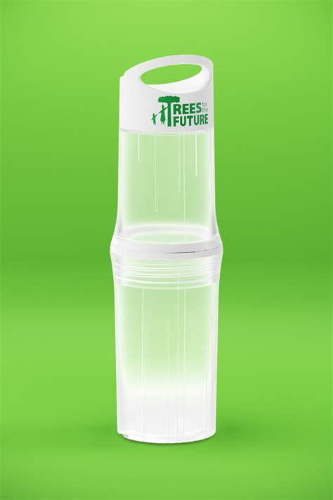 bottle reusable sugarcane water bottle wdcd