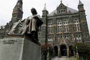Students vote to tax themselves reparations for slaves that Georgetown University sold more than 180 years ago….
