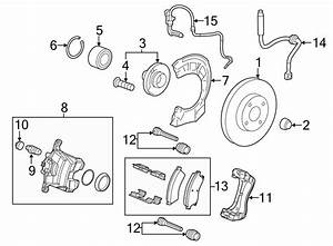 Chevrolet Equinox Brake Bleeder Screw  Rear   Brakes  Exc  Suspension