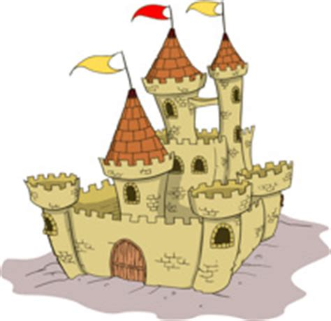 free castles clipart clip graphics