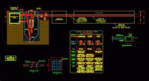 Biodigestor DWG Model for AutoCAD • DesignsCAD