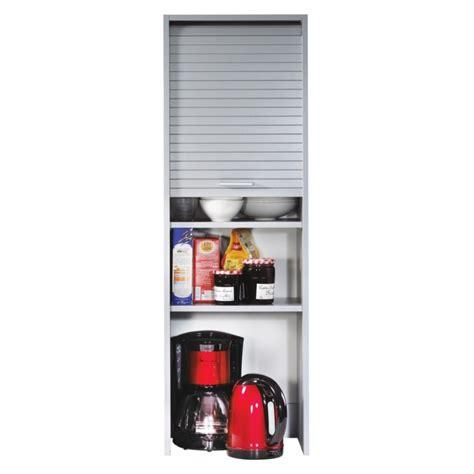 largeur meuble cuisine meuble de cuisine aluminium largeur 40 cm hauteur 123 6 cm