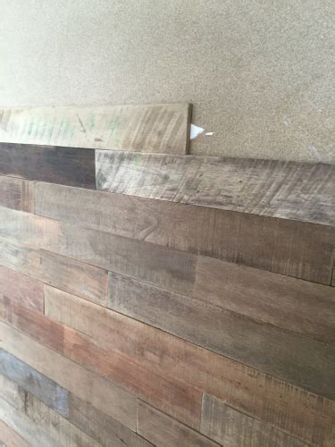 Holz An Der Wand by Montage Holz Verblender Bs Holzdesign