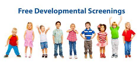 early childhood program offers developmental screenings fort riley