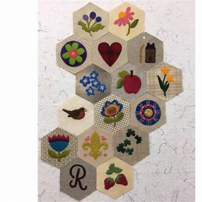 Sew Creative Pick Stop Applique Wool Quilts
