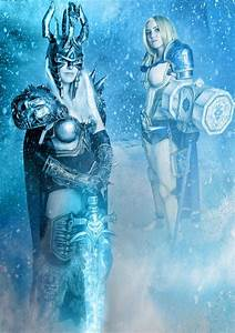 Lich King and Paladin Arthas Cosplay by HanHanx3 ...