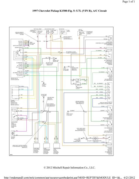 Compressor Wiring Diagram Stream