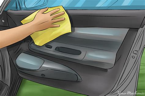 How To Clean Your Car With Household Items