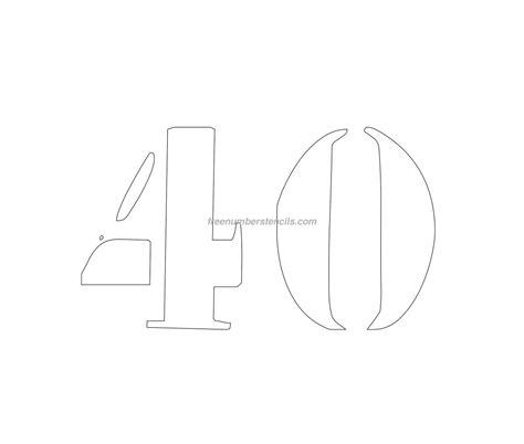 curb painting  number stencil freenumberstencilscom