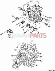 Saab 9 5 Exhaust System Diagram