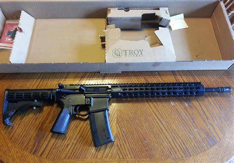 Troy Defense Ar15 Buds Gun Shop Green Xanax Weed
