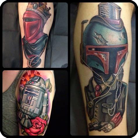 amazing  school star wars tattoo  tattoo ideas