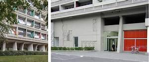 Le Corbusier Berlin : lobby unit d habitation le corbusier berlin type imke ~ Heinz-duthel.com Haus und Dekorationen