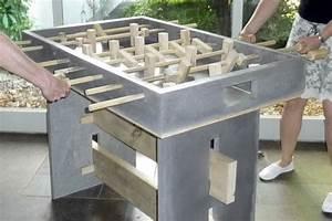 Möbel Aus Beton : architektur studierende entwerfen und bauen m bel aus beton ~ Michelbontemps.com Haus und Dekorationen