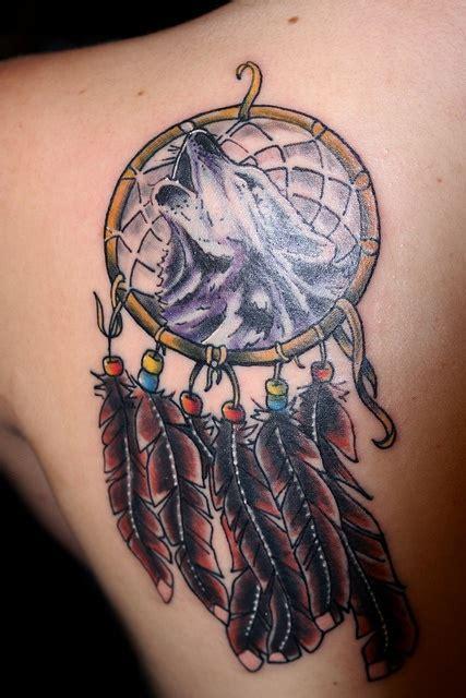 amazing dreamcatcher tattoos fashionsycom
