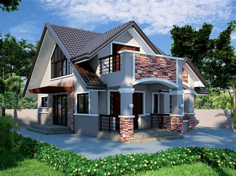 Bungalow Simple Mediterranean House Plans Design Elegant
