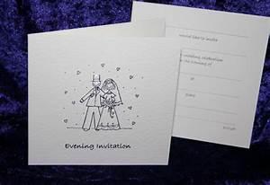 Luxury wedding evening invitations pack 10 or 12 silver for Packs of wedding evening invitations