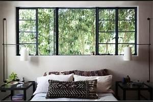 Fenetre Alu Noir : tendance les fen tres en aluminium style industriel ~ Edinachiropracticcenter.com Idées de Décoration