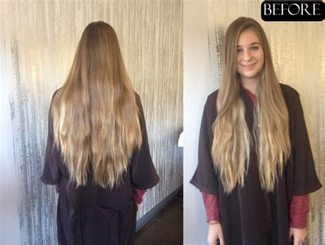 Hair Makeover by Hair Makeover Before And After Jonathan George