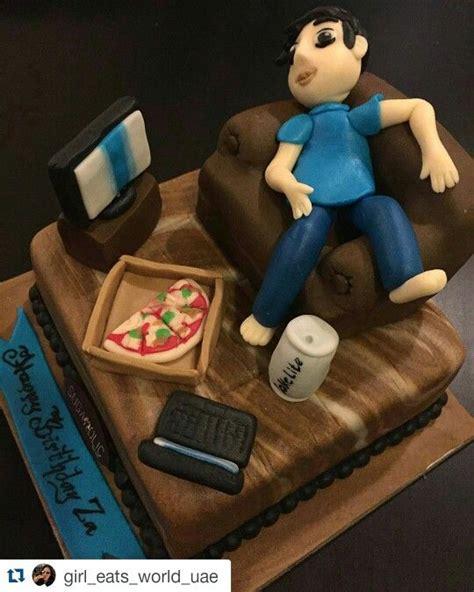 95 Best Cakes For Men Images On Pinterest  Golf Cakes