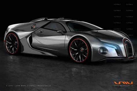 Bugatti Veyron Concept Evo