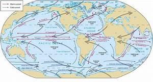 Ocean Currents Maps