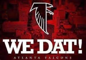 Atlanta Falcons We Dat