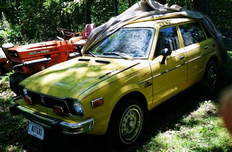 exclusive electric  honda civic wagon