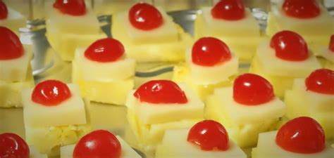 canape desserts pineapple cheese canape healthy recipes